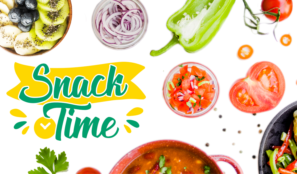 Snack Time | Coming This Month